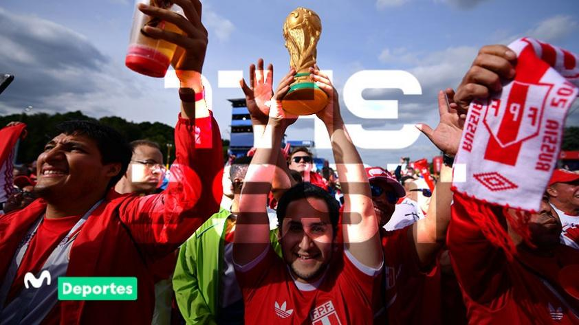 ¡La hinchada peruana ganó el premio a la Mejor Afición de los Premios FIFA 'The Best' 2018!