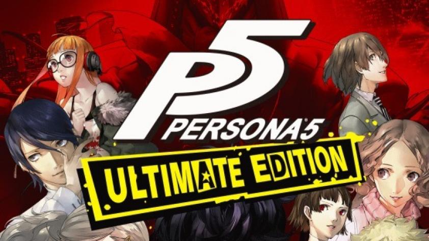 Persona 5 Ultimate Edition disponible en formato digital