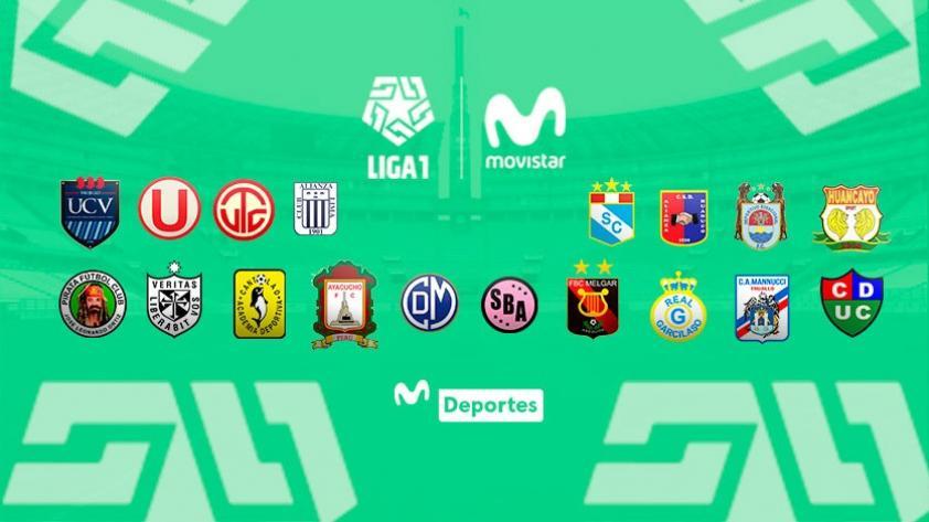 Liga 1 Movistar: fecha y hora de los partidos de la jornada 12 del Torneo Apertura