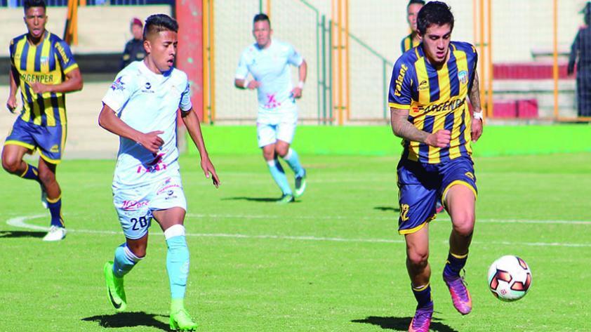 La apuesta juvenil de Sport Rosario y Real Garcilaso
