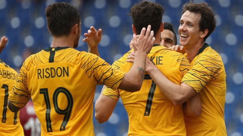 Selección de Australia oficializó su lista de 23 convocados para Rusia 2018