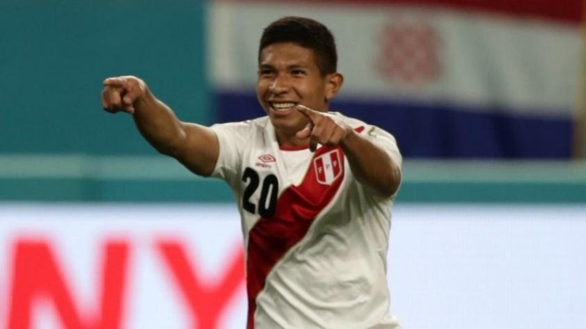 (VIDEO) Perú vs. Croacia: el golazo que anotó Edison Flores tras un contragolpe brutal