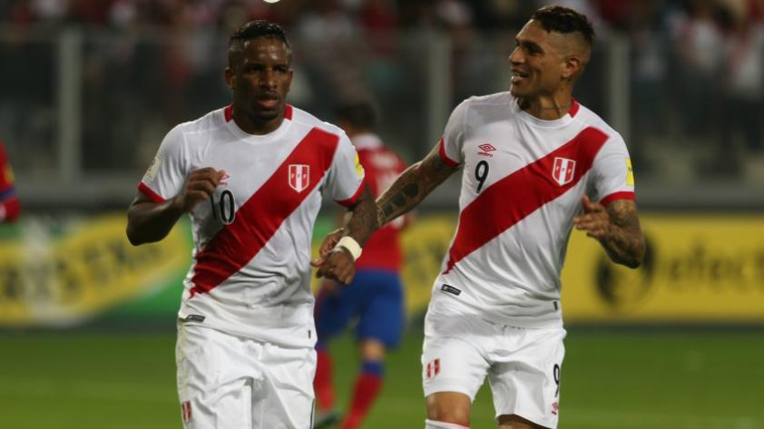 Luis Suárez elogia a los peruanos Paolo Guerrero y Jefferson Farfán