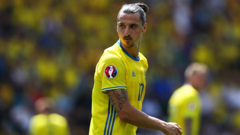 Rusia 2018: ¿qué pasó, Zlatan? DT de Suecia descartó al delantero para el Mundial