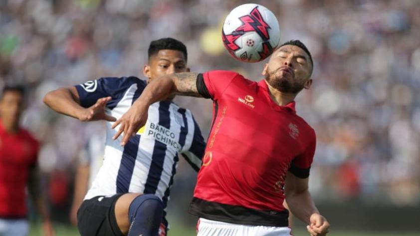 ¡Un empate sufrido! Alianza Lima logra empatar 3-3 con Melgar en el partido de ida