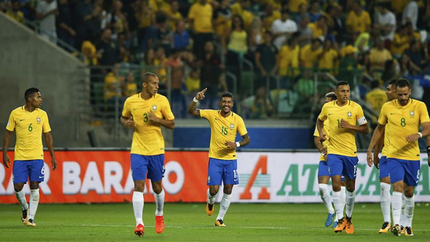 Brasil enfrentará a Rusia en un partido amistoso