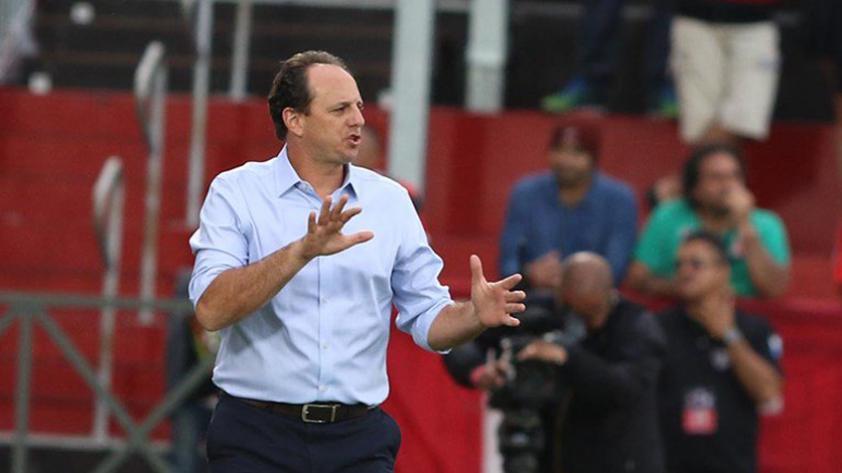 Rogerio Ceni no es más DT del Sao Paulo
