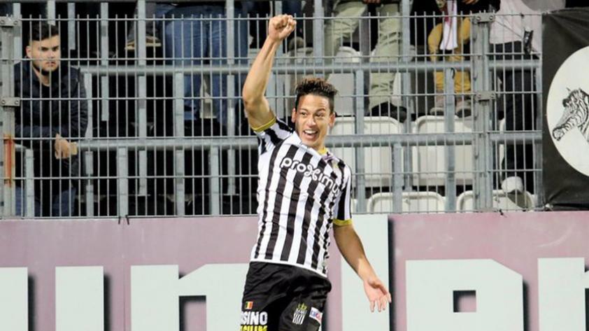 (VIDEO) Mira el gol de Cristian Benavente en el triunfo del Charleroi ante el Anderlecht