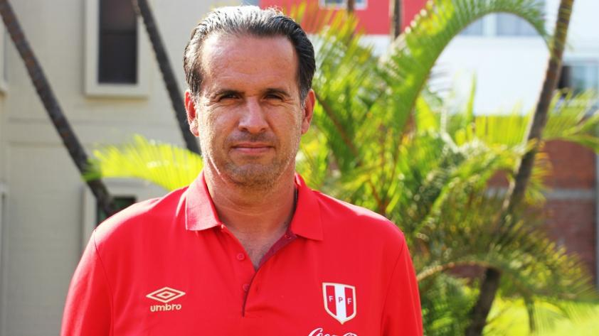 Selección Peruana: Carlos Silvestri asegura que la Sub 17  quiere seguir mejorando