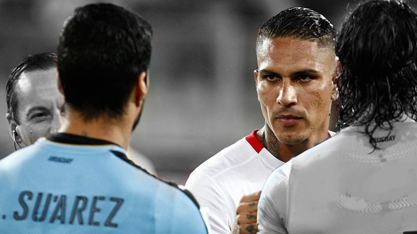 Paolo Guerrero: Luis Suárez y Diego Godín se unen al apoyo por el capitán peruano