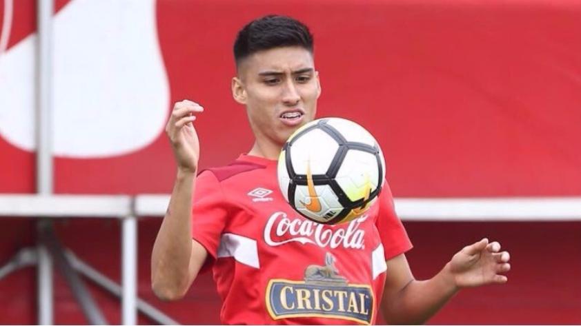 José Manzaneda se refirió a la posibilidad de emigrar al fútbol mexicano