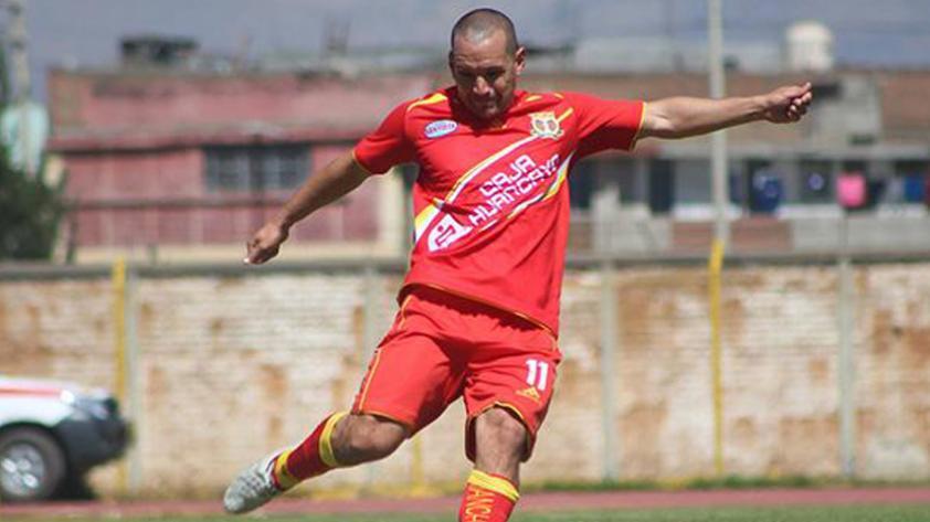 Antonio Meza Cuadra fichó por Alianza Atlético