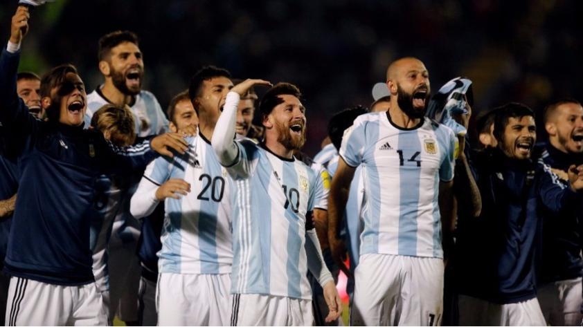 Argentina reveló dónde entrenará previo al Mundial Rusia 2018