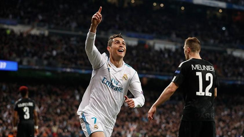 Real Madrid venció 3-1 a PSG y da un paso en Champions League