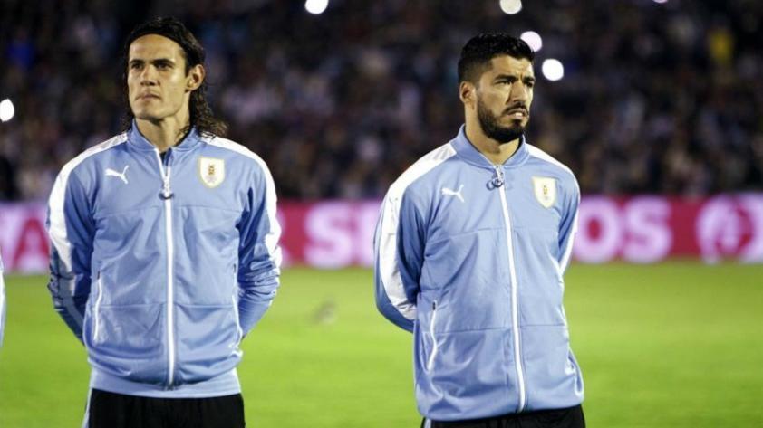 Selección de Uruguay presentó su lista de 26 preconvocados para Rusia 2018