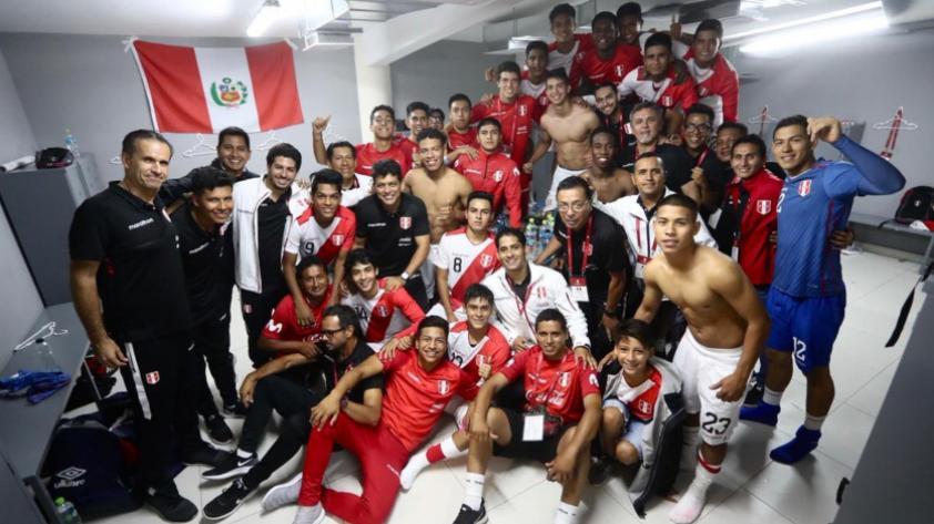 ¡Este es el fixture de la Selección Peruana en el hexagonal final del Sudamericano Sub-17!