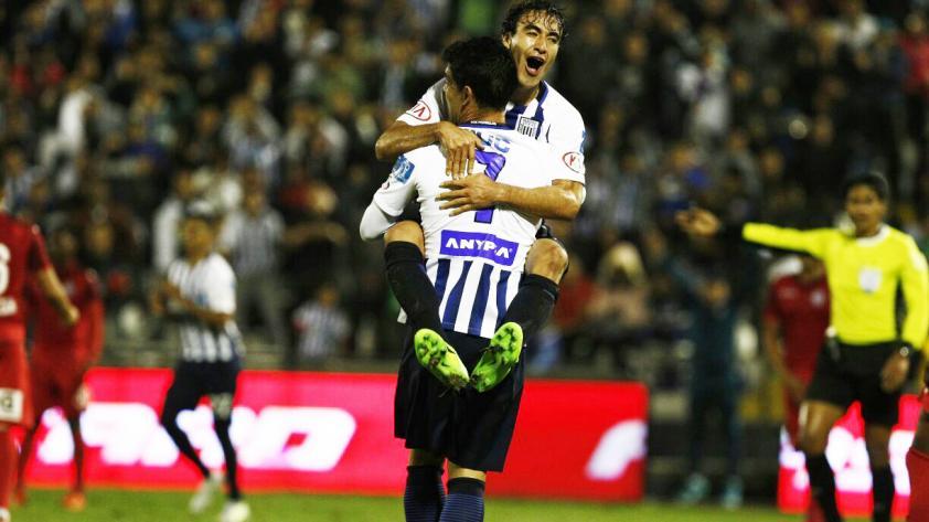 Alianza Lima derrotó 2-0 a Juan Aurich y recuperó la punta del Apertura