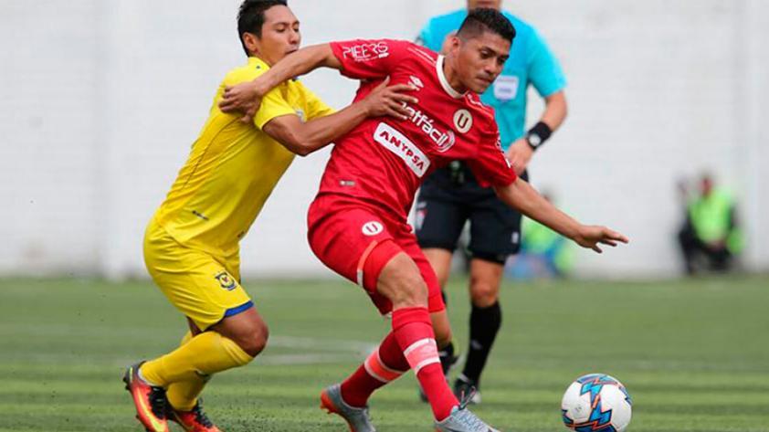 Comerciantes Unidos vs. Universitario de Deportes: fue empate 1-1 en Cutervo