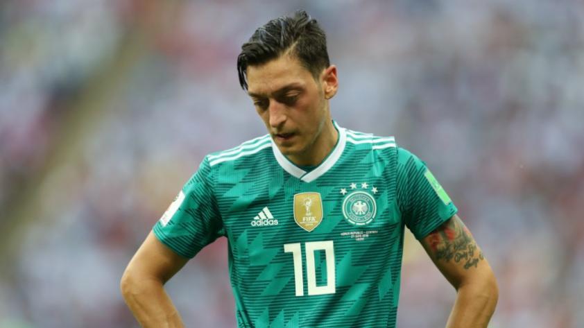Mesut Ozil: Federación Alemana de Fútbol se pronunció sobre retiro del futbolista