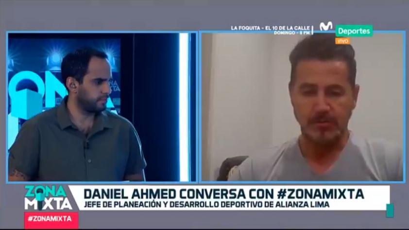 Daniel Ahmed habló sobre la Bolsa de Minutos: