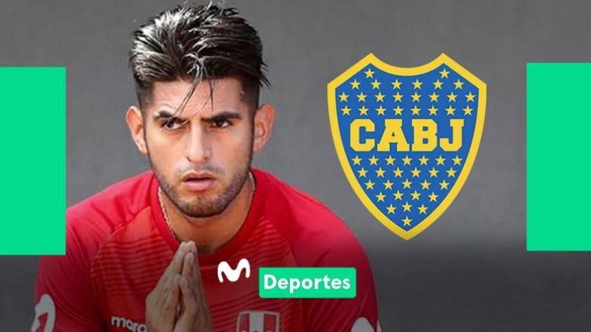 Ojo de tigre: Ricardo Gareca recomendó a Boca Juniors para que fiche a Carlos Zambrano