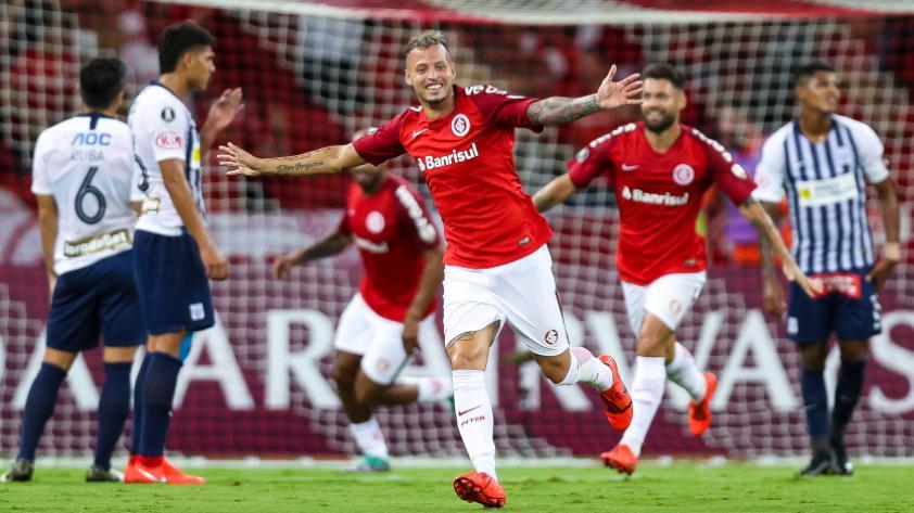 ¡No pudieron en Brasil! Inter de Porto Alegre derrotó 2-0 a Alianza Lima por la segunda jornada de la Copa Libertadores