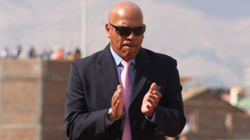 Roberto Mosquera pidió disculpas a los periodistas deportivos bolivianos