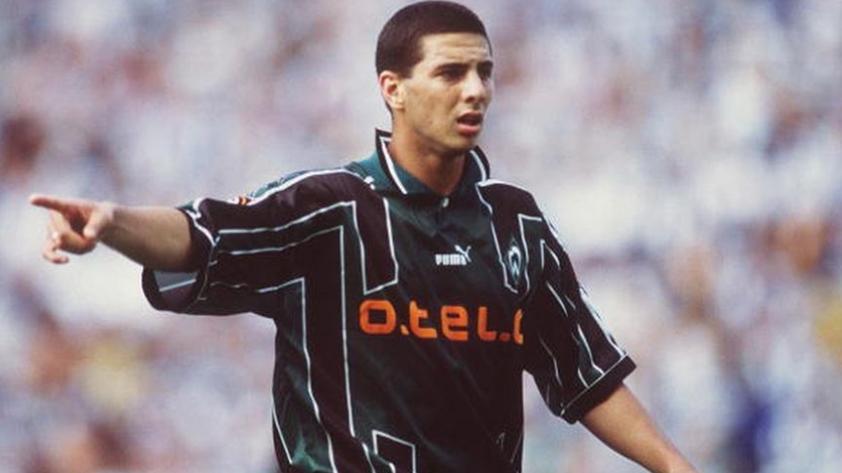 A 18 años del primer gol de Claudio Pizarro en la Bundesliga