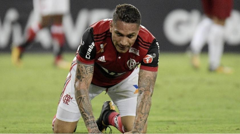 Las 3 respuestas posibles de Flamengo a la espera de la apelación de Paolo Guerrero