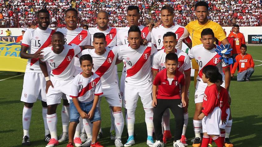 Perú ascenderá por primera vez al puesto 14 del ranking FIFA