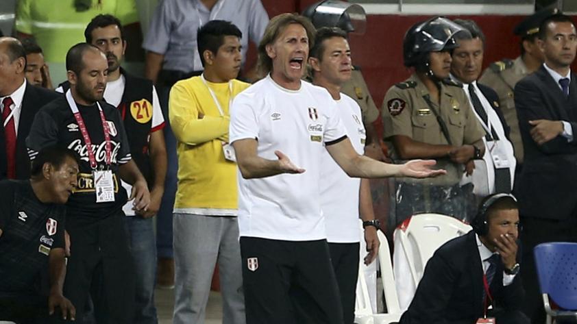 Las dudas de Ricardo Gareca ante Argentina