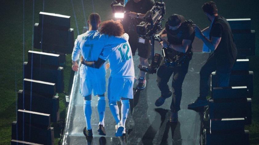 La emotiva carta de Marcelo a Cristiano Ronaldo: