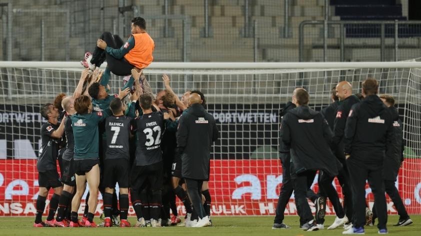 Werder Bremen empató 2-2 contra Heidenheim y consigue su permanencia en la Bundesliga