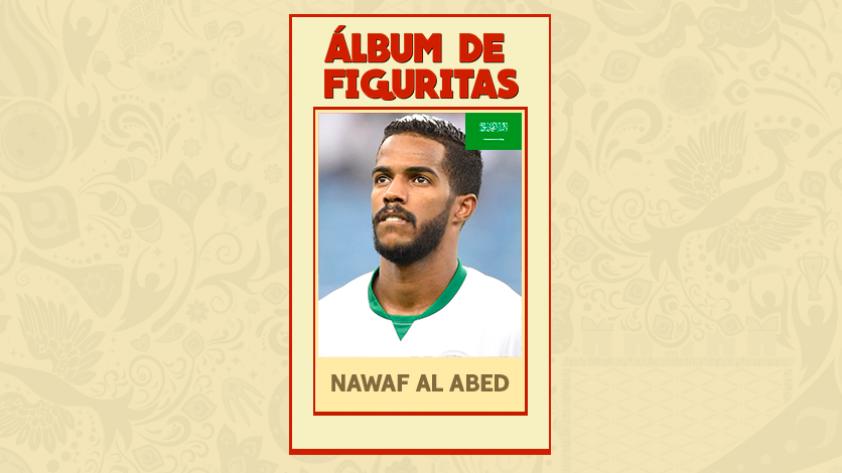 Nawaf Al Abed, el caballero del desierto