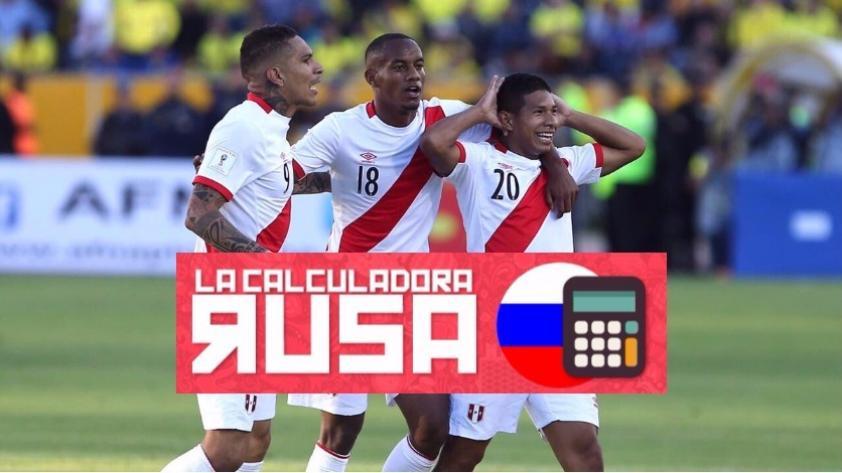 ¿Vamos al Mundial? Juega con la 'Calculadora Rusa' de Movistar Deportes