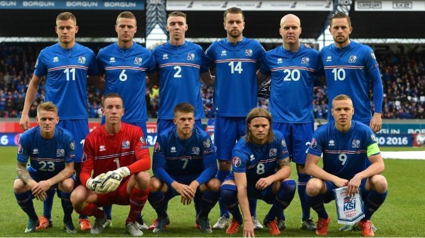 Islandia presentó su lista de convocados para enfrentar a México y Perú en amistosos