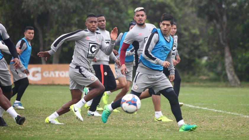 La 'U' enfrenta a Alianza Atlético con novedades en su oncena