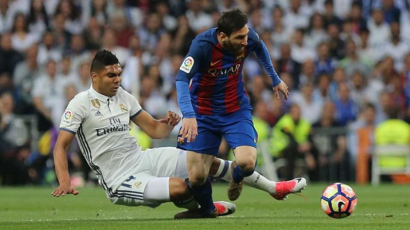 Cuando la derecha no es buena y otras curiosidades del Real Madrid - Barcelona