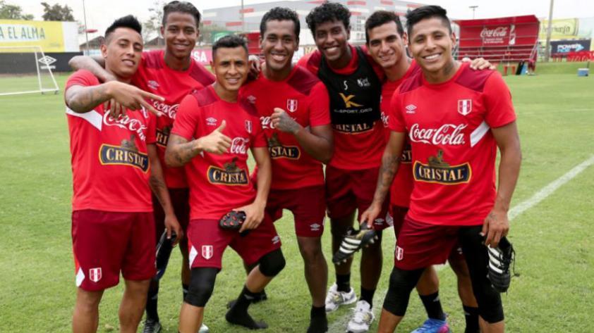 ¿Cuándo comienzan los entrenamiemtos de la Selección Peruana?