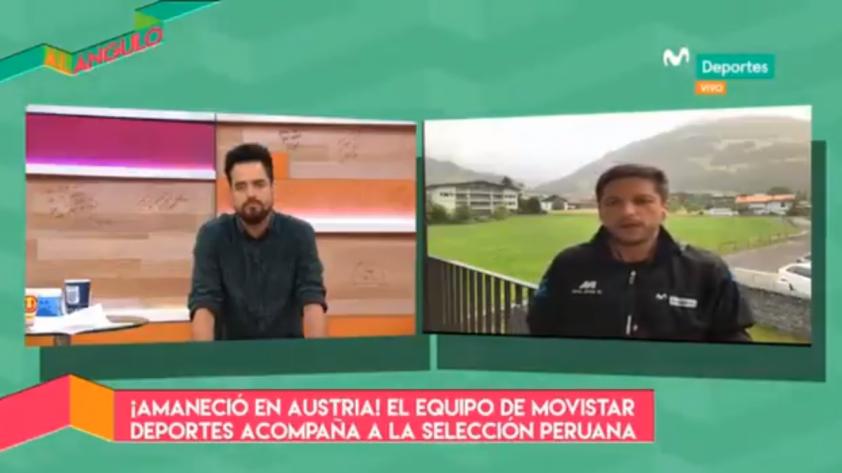 """Al Ángulo: """"Perú hará su primer entrenamiento"""", esto dijo Pedro García."""