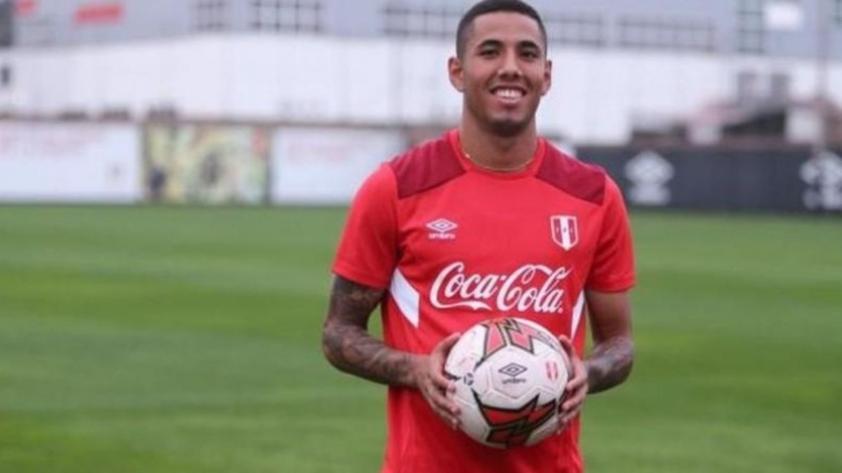 Un solo objetivo: Sergio Peña asegura que representará a la blanquirroja en el próximo Mundial