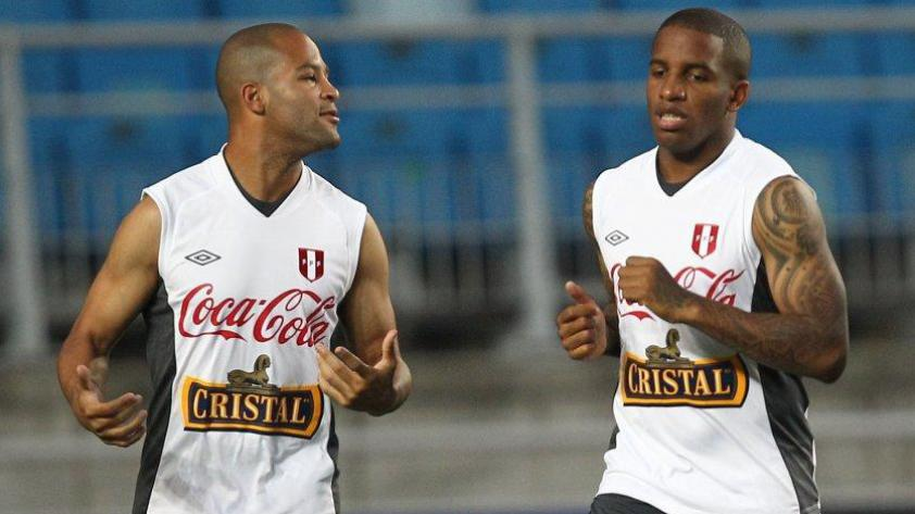 Jefferson Farfán y Alberto Rodríguez con altas probabilidades de llegar aptos al choque con Bolivia