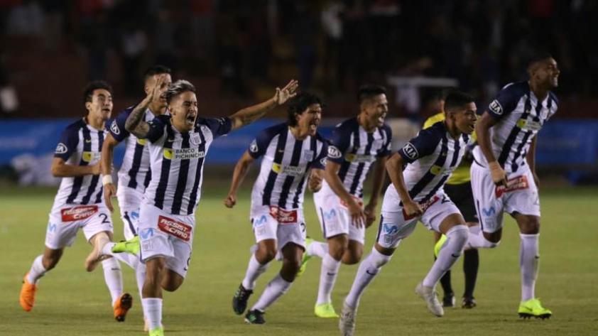 ¡Victoria sufrida! Alianza Lima gana por penales (2-0)  a Melgar y jugará la final del Descentralizado