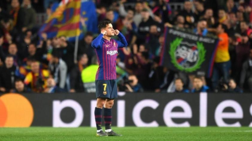 FC Barcelona: Philippe Coutinho explicó las razones de su celebración tapándose los oídos