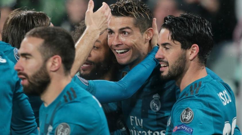 Real Madrid venció 3-0 a la Juventus en Turín con doblete de Cristiano Ronadlo