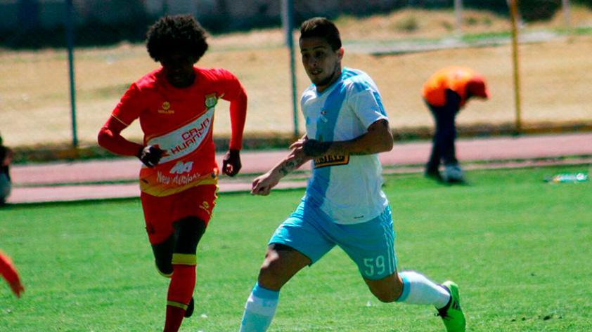 Sport Huancayo venció por 2-1 a Sporting Cristal
