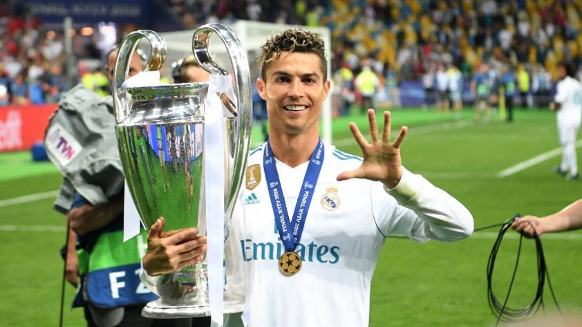 Ronaldo suelta una bomba