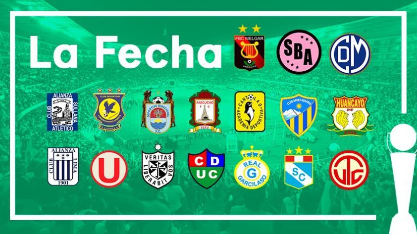 Torneo Apertura: fecha y horario de los partidos de la primera fecha