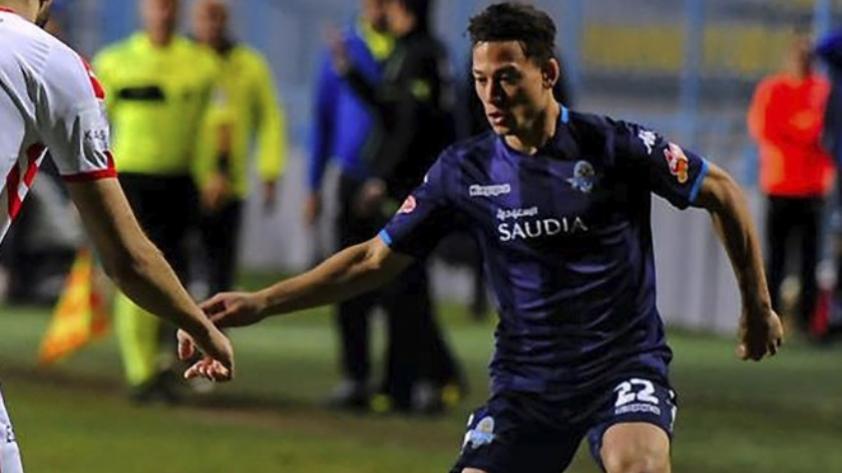 Cristian Benavente y su nuevo valor por el rendimiento que viene mostrando en el fútbol de Egipto