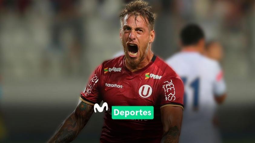 ¡OFICIAL! Germán Denis no es más jugador de Universitario de Deportes